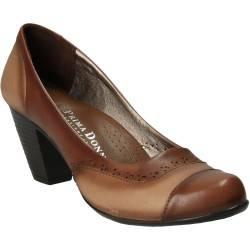 Pantofi Femei Piele maro