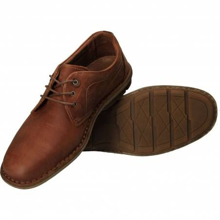 Pantofi din piele naturala, pentru barbati