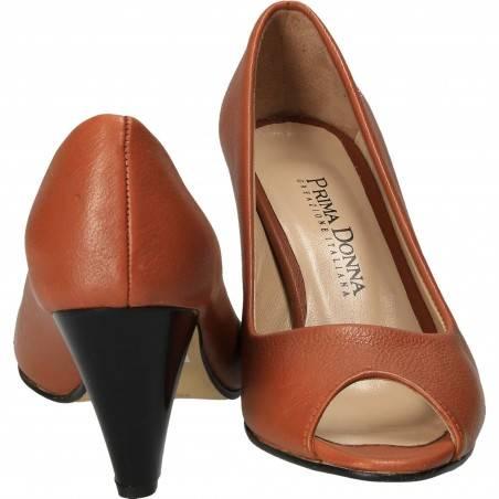 Pantofi Femei Elegant Maro