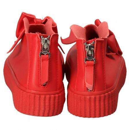 Pantofi Femei, casual, rosu