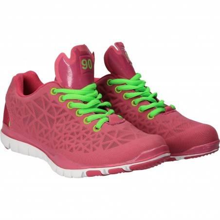 Pantofi sport femei Fuxia