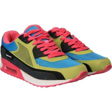 Pantofi Sport Femei Multicolor