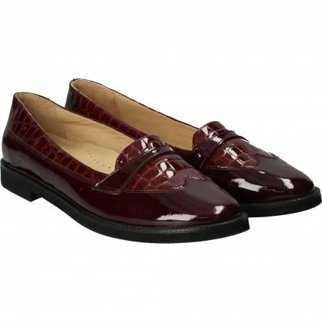 Pantofi Femei, Elegant piele, casual, maro