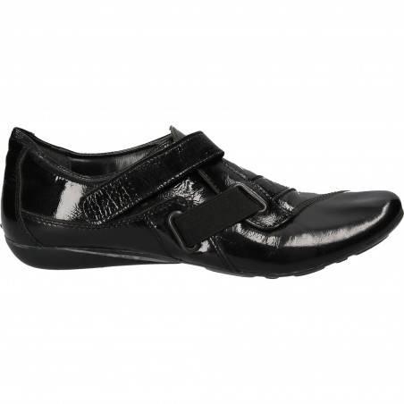 Pantofi Femei piele ecologica, casual, negru
