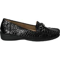 Pantofi Femei, piele ecologica, casual, negru