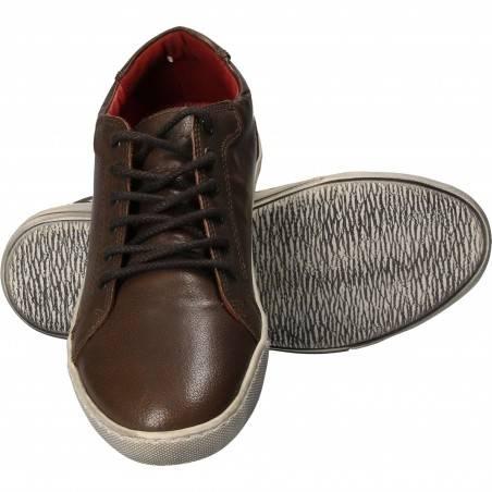 Pantofi barbati din piele maro VGFMS-043H011M.SG