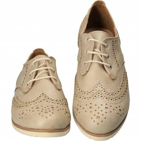 Pantofi femei Casual bej VGT070225ZBE-185