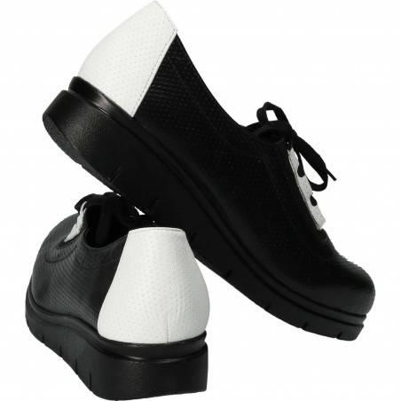 Pantofi de dama, urban style, piele naturala