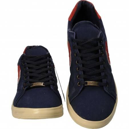 Pantofi casual barbati albastru