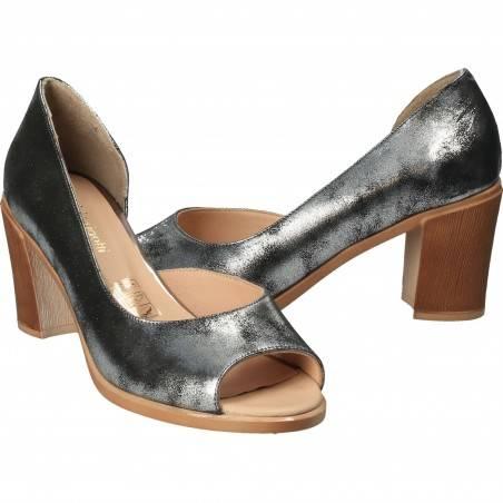 Pantofi Femei Elegant Argintii