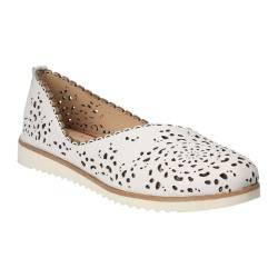 Pantofi Femei, piele, casual, alb