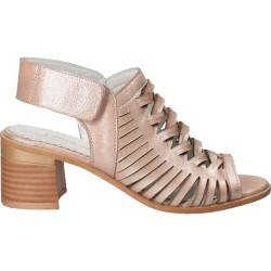 Sandale Femei Elegant Piele Bej VGT41BE-281