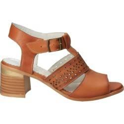 Sandale Femei Elegant Piele Maro VGT43-LM-281