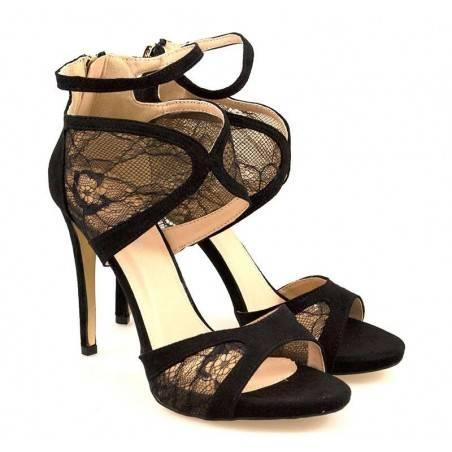 Sandale Femei Elegant Negru VGFEK119N.MS-154