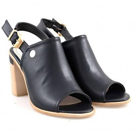 Sandale femei elegant negru VGT453013ZN-192