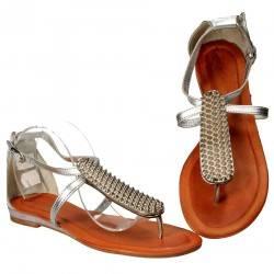 Sandale Femei, casual, piele ecologica