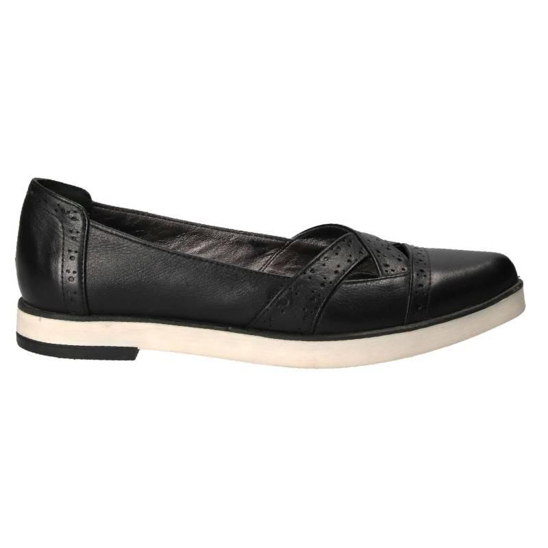Pantofi Femei, piele, casual, - 26