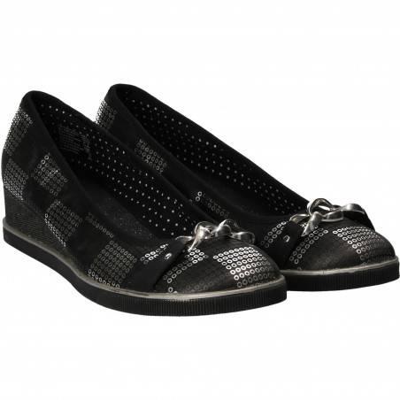 Pantofi Femei casual negru LEOR2050001055354