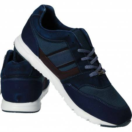 Pantofi Sport Barbati albastru Masst Coton