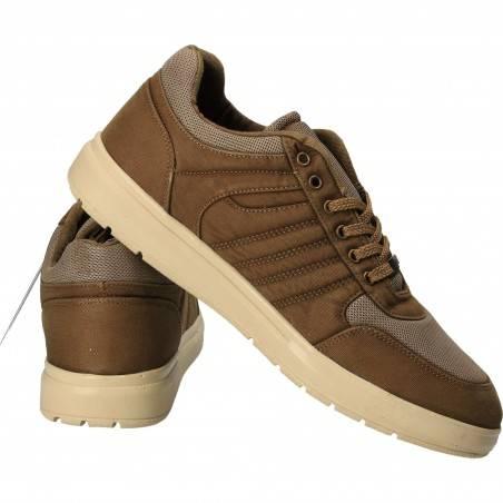Pantofi Coton pentru Barbati, culoarea maro