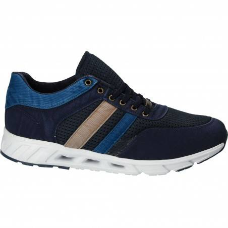 Pantofi Sport Barbati bleumarin Masst Coton