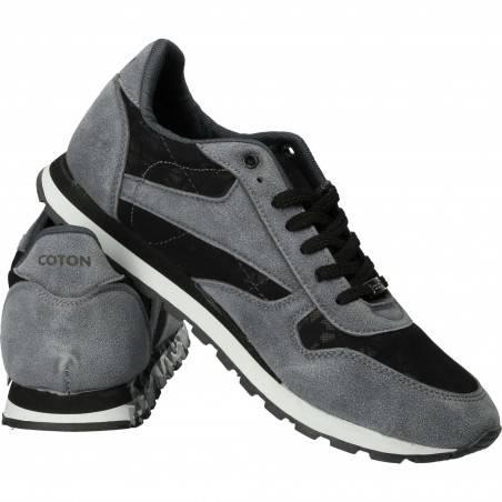 Pantofi Sport Barbati Gri Masst Coton VGT1406GR-277