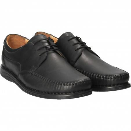 Pantofi Barbati elegant piele negri