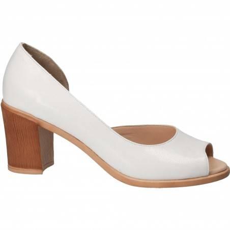 Pantofi Femei Elegant piele albi