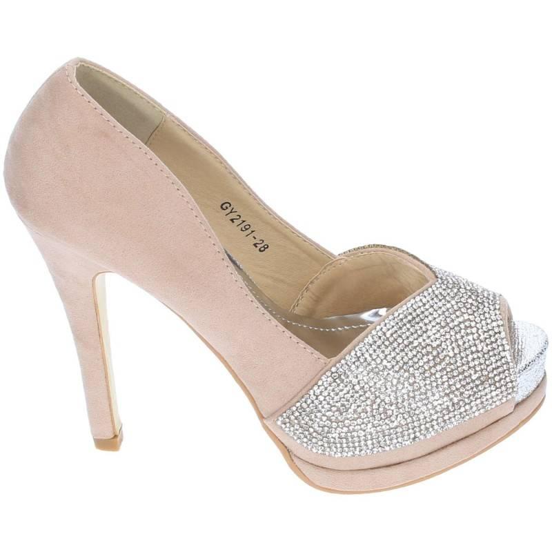 Pantofi Femei VGFGY2191-28BE.MS-159