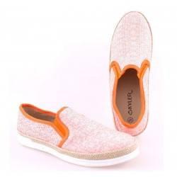 Pantofi femei casual SABL809-1W-P