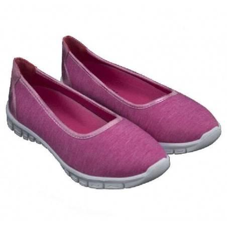 Pantofi casual Femei fuxia SABP-04901FU-14