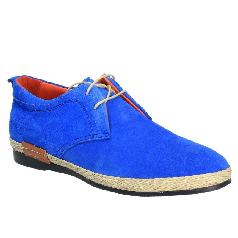 Pantofi casual,albastru