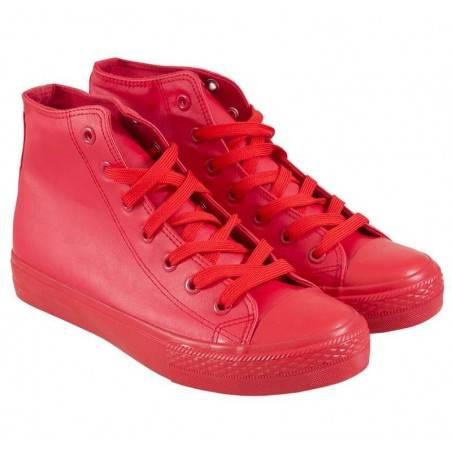 Bascheti Barbatesti, culoarea rosie