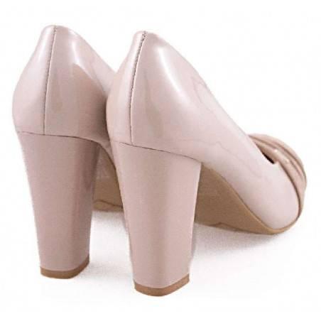 Pantofi femei elegant cu toc inalt