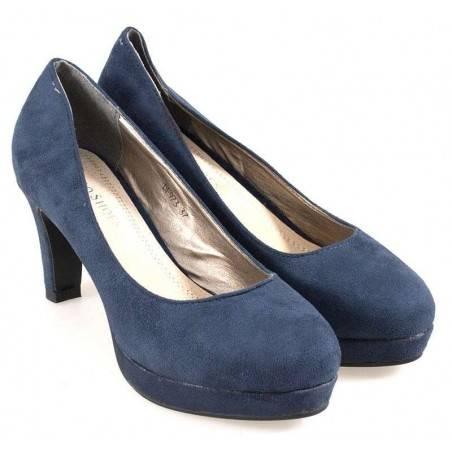 Pantofi Femei cu platforma mica