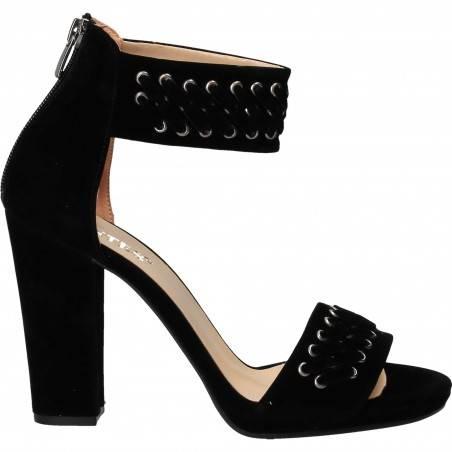 Sandale Femei Elegante Negre