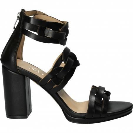 Sandale femei, elegante, cu toc modern