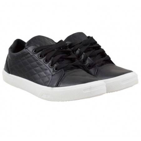 Pantofi pentru femei, casual, culoarea negra