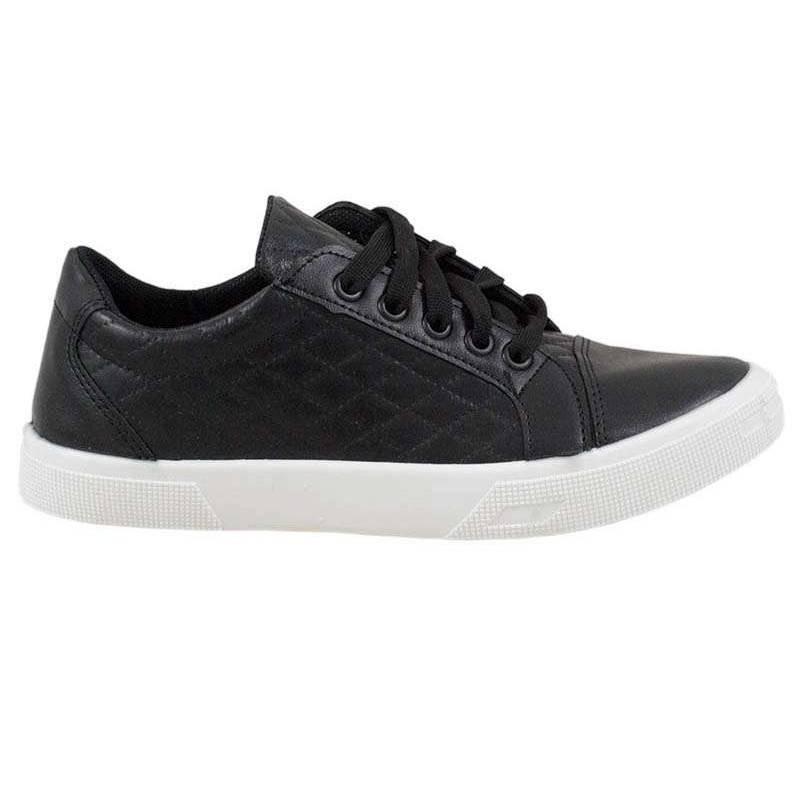Pantofi dama casual negru VGT11.5N.BNB-138