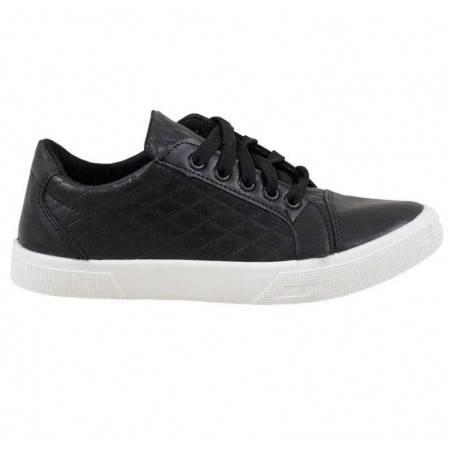 Pantofi pentru femei, casual, culoarea neagra