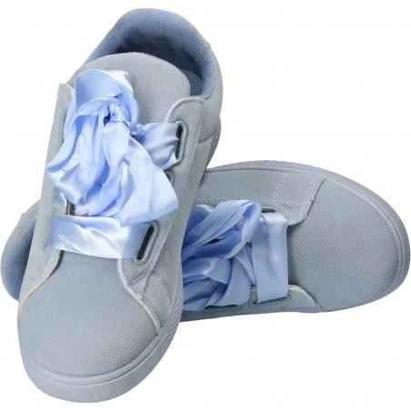 Pantofi Femei Casual albastru deschis