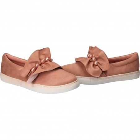Pantofi Femei Casual Roz