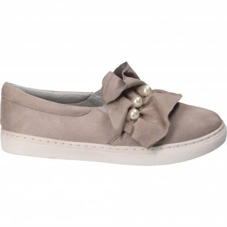 Pantofi Femei Casual Gri