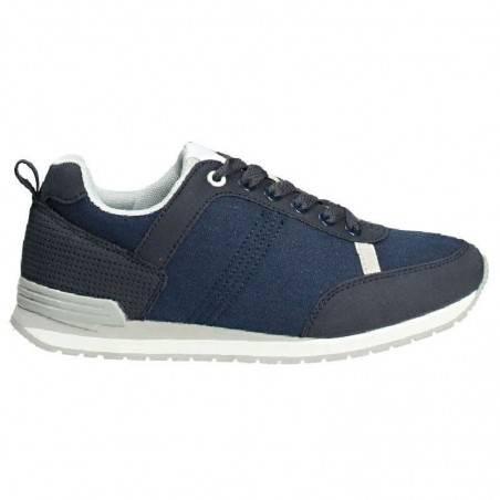 Pantofi Sport Femei Blue cu Gri