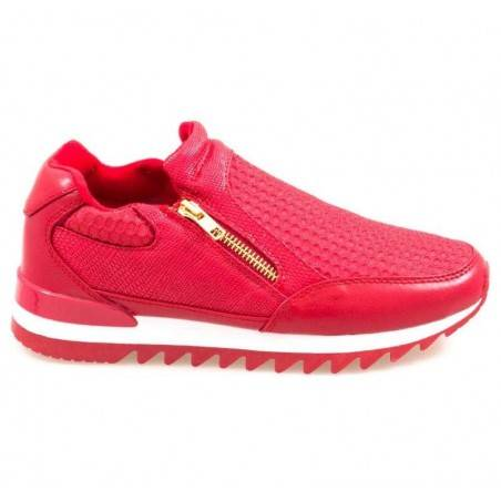 Pantofi Femei Casual Rosii