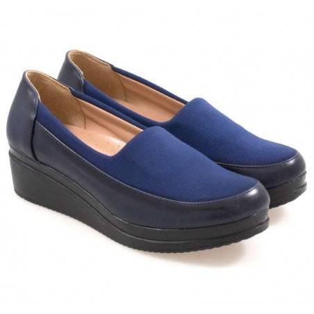 Pantofi Femei Casual albastri