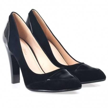 Pantofi Femei Elegant Negru