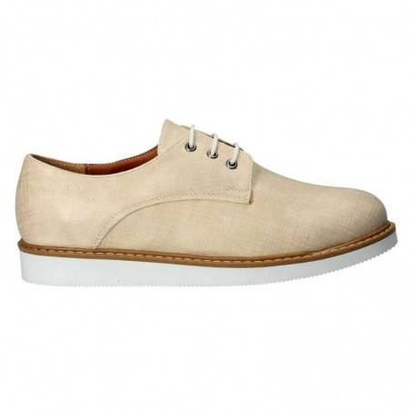 Pantofi Femei Casual Bej
