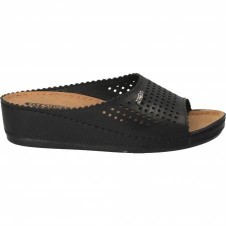 Saboti dama culoarea neagra marca Fly Shoe VGTT09-067N