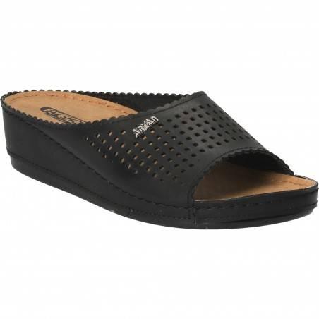 Saboti Femei negri Fly Shoe